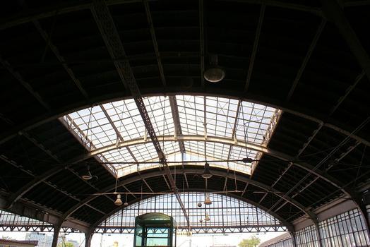 Gare centrale de Wroclaw