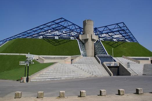 Paris-Bercy – Palais Omnisports de