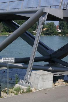 Weil am Rhein Footbridge