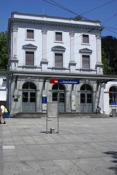 Bahnhof Zürich-Stadelhofen
