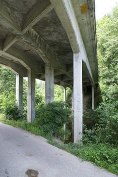 Brücke im Zuge der Henauer Strasse