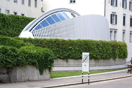 Notrufzentrale Sankt-Gallen