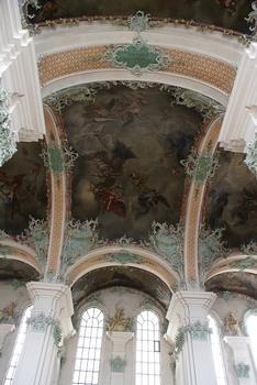 Cathédrale de Saint-Gall