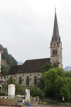 Cathédrale / Eglise paroissiale Saint-Florin