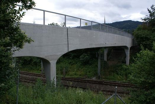 Brücke im Zuge der Seestattstraße