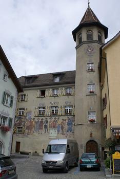 Maienfeld Town Hall