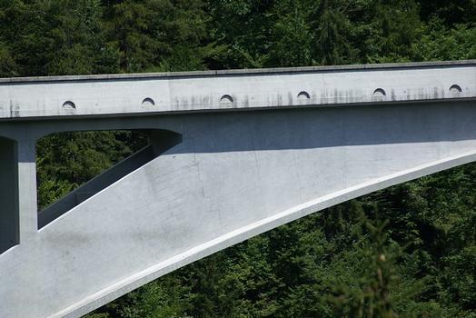 Salginatobel Bridge