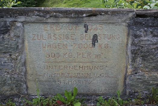 Valtschielbach Bridge