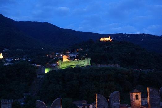 Castello Montebello – Castello di Sasso Corbaro