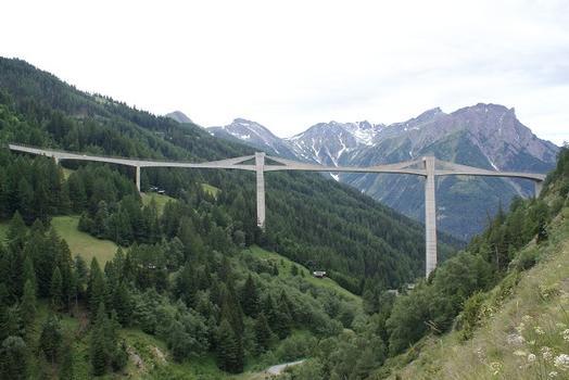 Pont sur le Ganter