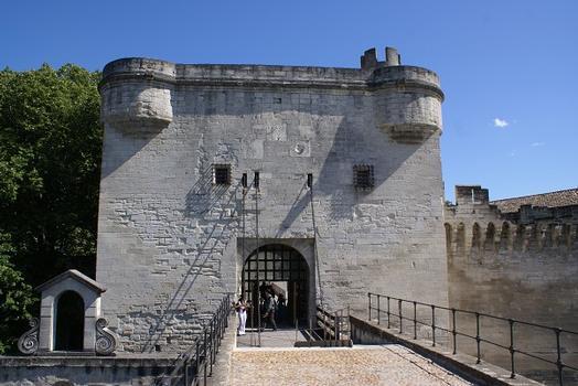 Stadtmauern von Avignon – Saint-Bénezet Brücke