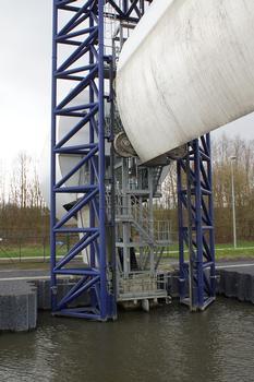 Canal du Centre Safety Gate
