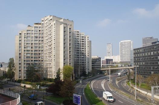Paris-La Défense – Résidence Minerve