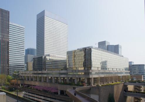 Paris-La Défense – Tour Ariane – Immeuble Ile de France