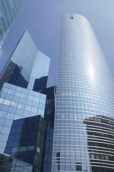 Paris-La Défense – Société Générale Towers