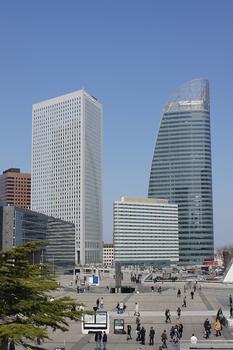 Paris-La Défense – Tour Egée – T1 Tower – Pullman Paris La Défense
