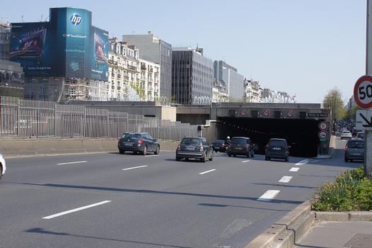 Tunnel de Neuilly