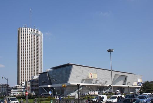 Hôtel Concorde La Fayette – Palais des Congrès