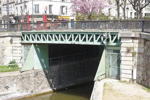 Canal Saint-Martin – Pont Eugène-Varlin