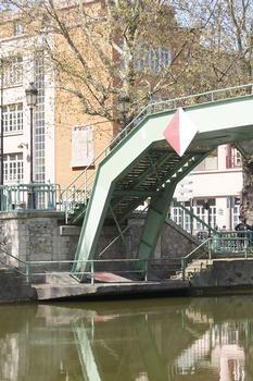 Canal Saint-Martin – Passerelle Richerand