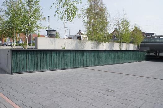 Fußgänger- und Radfahrerunterführung Lingen