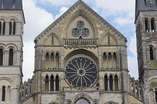 Saint-Rémi Abbey