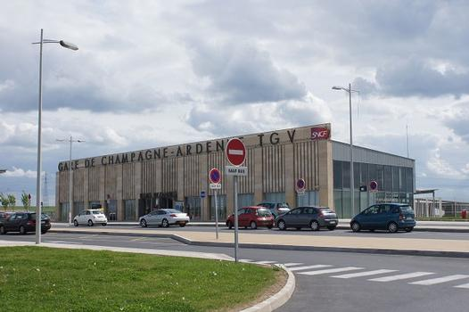 Champagne-Ardenne TGV Station
