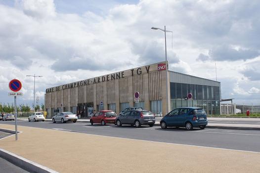 Bahnhof Champagne-Ardenne TGV