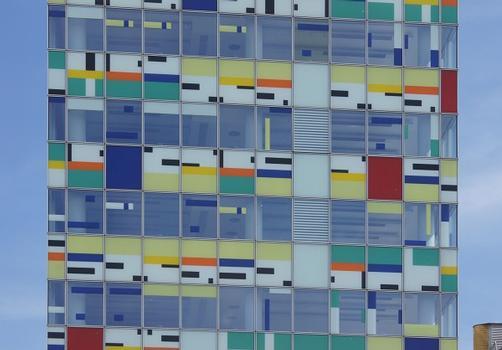 Medienhafen Düsseldorf – Colorium