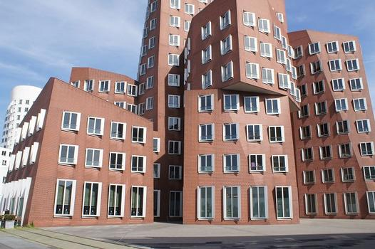 New Zollhof – Medienhafen Düsseldorf – New Zollhof - Building A