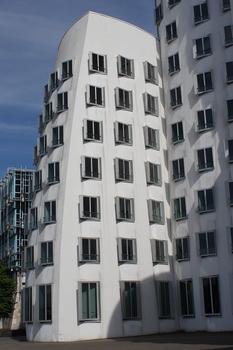 Neuer Zollhof – Medienhafen Düsseldorf – Der neue Zollhof - Gebäude C