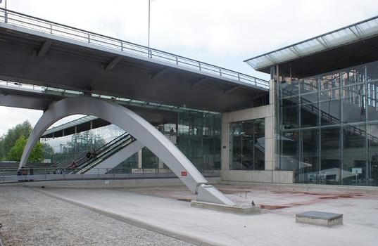 EuraLille – Viaduc Le Corbusier