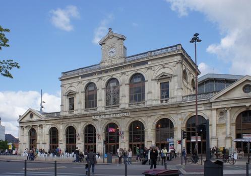 Gare de Lille-Flandres