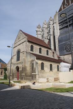 Notre-Dame de la Basse-Oeuvre