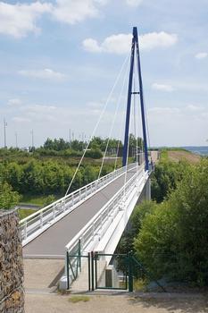 A 84 Motorway (France) – Passerelle de Plomb