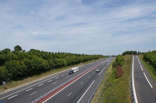 A 84 Motorway (France)