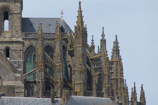 Abbaye du Mont-Saint-Michel