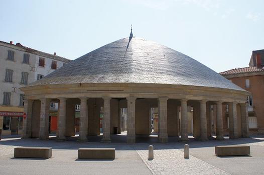Halle de Lempdes-sur-Allagnon