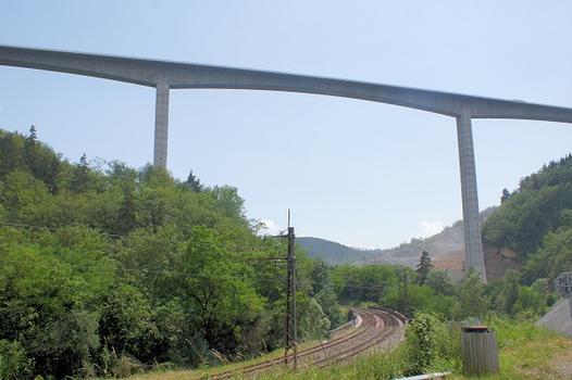 Viaduc de la Colagne
