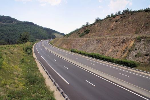 A 75 Motorway (France)