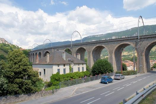 Causses Line – Aguessac Viaduct