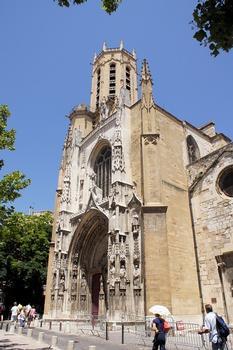Kathedrale von Aix-en-Provence