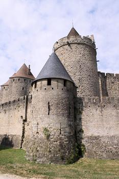 Stadtmauern von Carcassonne