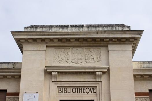 Bibliothèque d'Etude et du Patrimoine