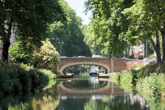 Canal de Brienne – Pont de l'Avenue Paul Séjourné