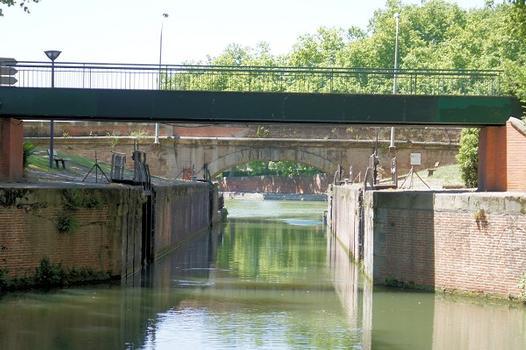 Canal de Brienne – Ecluse de l'embouchure