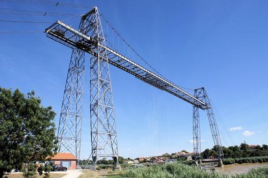 Rochefort-Martrou Transporter Bridge