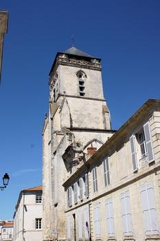 Glockenturm Saint-Barthélémy