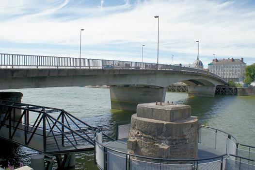 Pont transbordeur de Nantes – Pont Anne-de-Bretagne