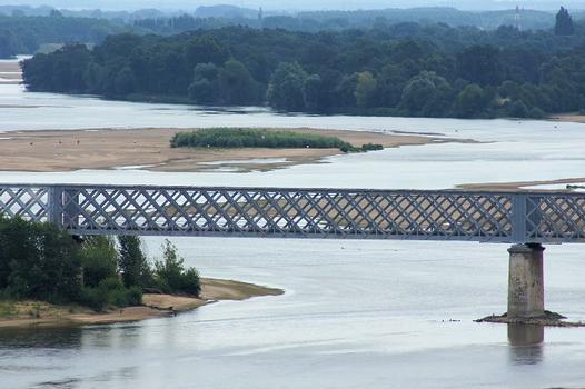 Eisenbahnbrücke Saumur